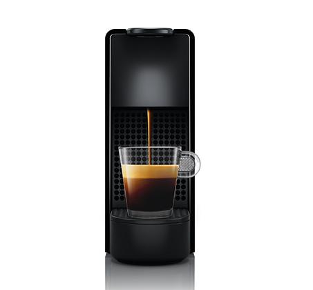 מכונת קפה NESPRESSO אסנזה מיני דגם C30 כולל מקציף חלב ארוצ'ינו  - משלוח חינם - תמונה 3
