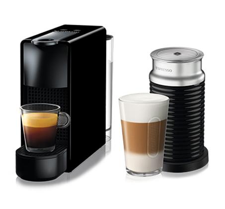 מכונת קפה NESPRESSO אסנזה מיני דגם C30 כולל מקציף חלב ארוצ'ינו  - משלוח חינם - תמונה 5
