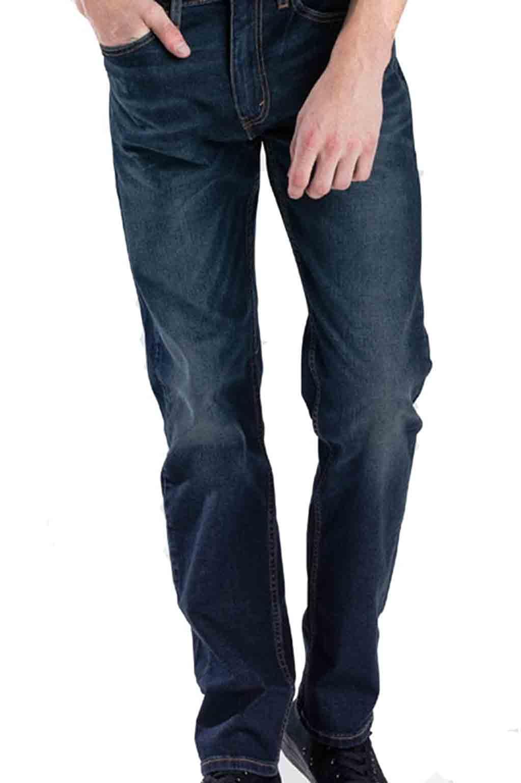 ג'ינס Levis 505-1627 לגבר - כחול