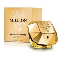 """בושם לאישה Lady Million א.ד.פ 80 מ""""ל Paco Rabanne"""