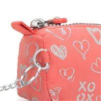 קלמר Freedom - Hearty Pink Metורוד לבבות