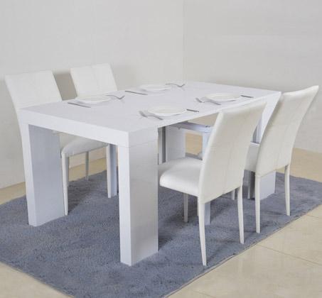שולחן מודולרי נפתח ל 3 מטרים דגם DOMINIC