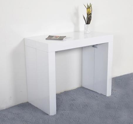 שולחן מודולרי נפתח ל-3 מטרים המותאם ל-12 סועדים מבית BRADEX - תמונה 6