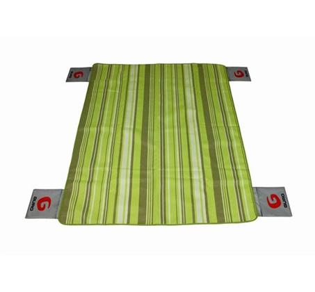 מחצלת חוף GURO נושמת ומסננת חול דגם No sand mat M