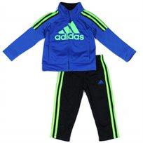 Adidas חליפה (3 חודשים - 7 שנים) - כחול