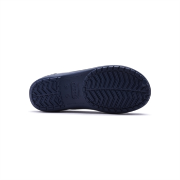 799cdb5f2 Crocs Genna II Gem Flat - נעל בובה בצבע נייבי לילדות