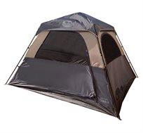 אוהל פתיחה מהירה ל4 אנשים עם חלונות רשת GoNature