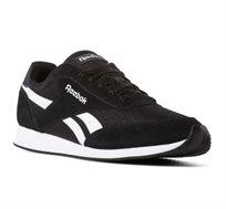 נעלי ספורט Reebok לגברים בצבע שחור ולבן