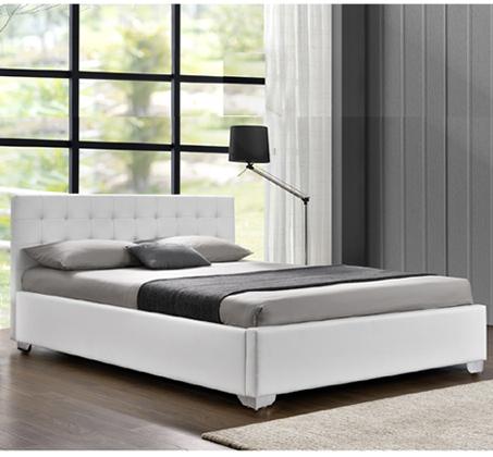 מיטה רחבה לחדרי נוער עם ארגז מצעים דגם LORY