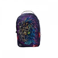 תיק גב Street Art - King Lion