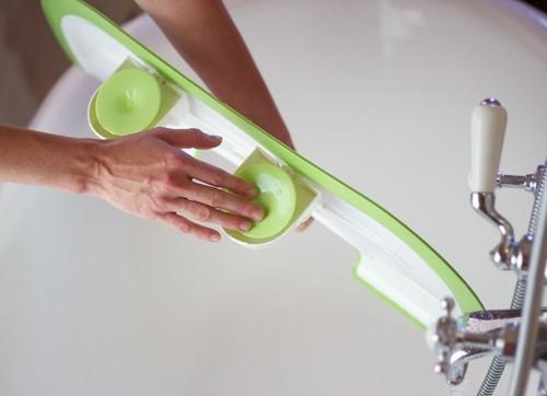 Baby Dam מקטין אמבטיה שהופך אמבט ביתי לאמבט תינוק (דגם חדש PLUS) - אפור - תמונה 5