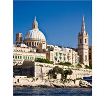 סוף ספטמבר במלטה! 3 לילות במלון 'Blu Sea St George' כולל א.בוקר החל מ-€299* לאדם!