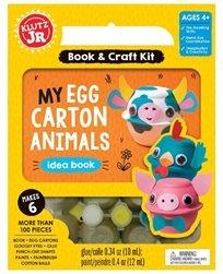 חיות בתבניות (ביצים...) - סדרת הג'וניור - Klutz