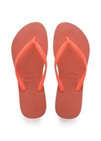 Havaianas נשים - Slim Orange Matte