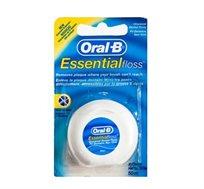 5 יחידות חוט דנטלי עם שעווה Oral B Essentials floss ב-₪39