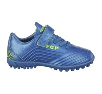נעלי קט רגל Papaya לילדים בצבע כחול רויאל מטאלי