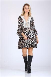 שמלה ליאו - CUBiCA