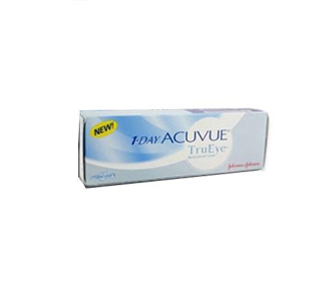עדשות מגע יומיות 24 חבילות   1Day Acuvue TRUE EYE