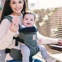 מנשא לתינוק הכל באחד מגיל לידה אומני 360 Omni - ירוק חאקי