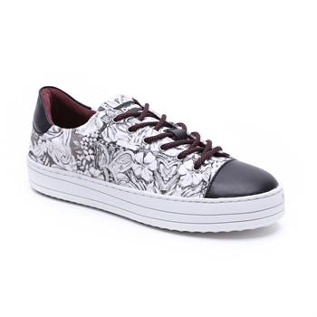 Desigual Shoes Paisley Funky - סניקרס נשים בשילוב בד מודפס עם עיטורים