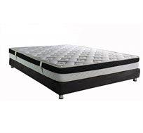 מזרן אורתופדי ללא קפיצים דגם פאלס מדיק למיטה וחצי Camp David ב-2 גדלים לבחירה + כרית מתנה