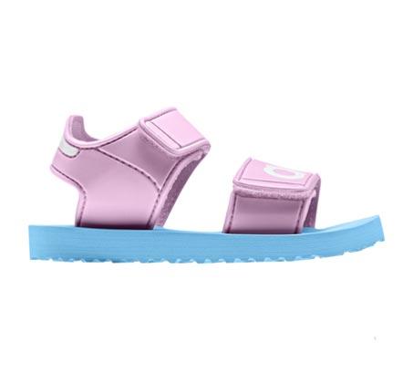 Beach Sandal - Adidas סנדל ורוד תכלת (34-28)