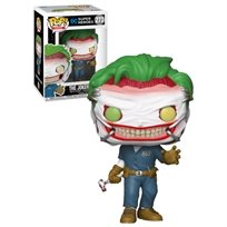 Funko Pop - The Joker Exclusive No Tag (Dc Superheroes) 273  בובת פופ