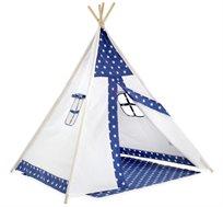 אוהל טיפי במבחר דגמים מעוצבים לילדים