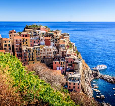 טיול מאורגן לצפון איטליה ל-7 ימים של סיורים מודרכים, טיסות ואירוח ע