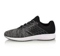 נעלי ריצה לגברים Li Ning Speed Star Cushion בצבע שחור/אפור