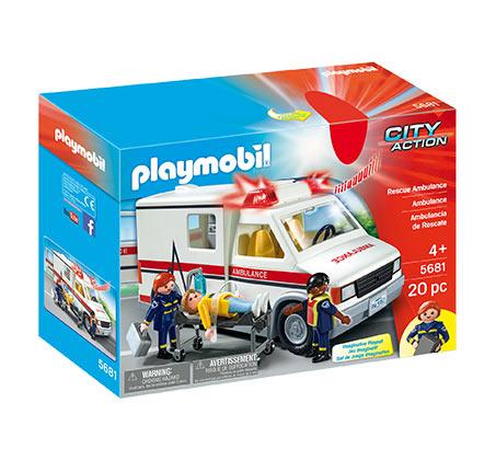 אמבולנס - משחק לילדים