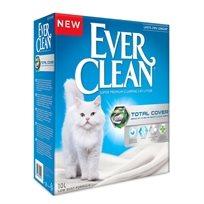 סופרחול לחתול מתגבש אברקלין אפור כיסוי מלא 10 ליטר ever clean