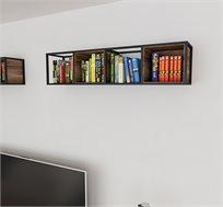 מתקן תליה מדפים לקיר דגם פיקאסו