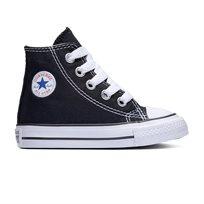 נעלי אולסטאר לתינוקות שחורות גבוהות - All Star
