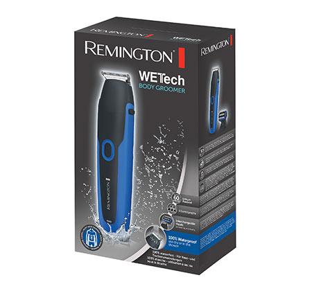 מכשיר להסרת שיער לגבר Remington דגם Wetech BHT6255 - משלוח חינם - תמונה 2