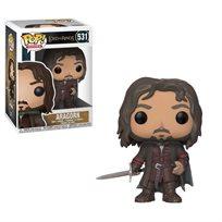 Funko Pop - Aragorn (Lord Of The Rings) 531  בובת פופ