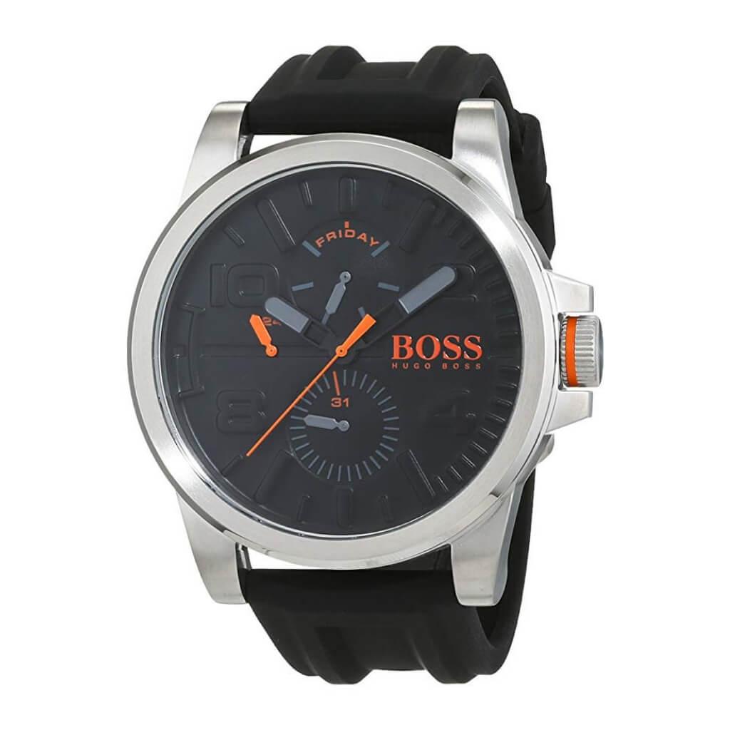 שעון הוגו בוס לגבר Hb 1550006