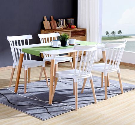 כסא לפינת אוכל בעיצוב מודרני בצבעים לבחירה  - תמונה 4