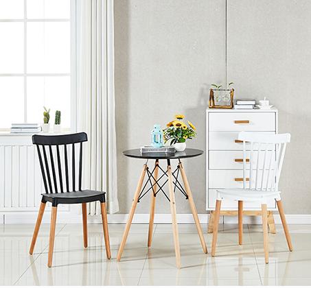 כסא לפינת אוכל בעיצוב מודרני בצבעים לבחירה  - תמונה 5