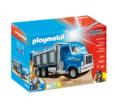 משאית - משחק לילדים