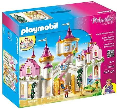ארמון נסיכות ענק פליימוביל