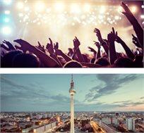 טסים לברלין ורואים הופעה חיה של דרייק רק בכ-€599*