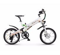 אופניים חשמליים דגם COLT כולל סוללת LG 48V 9.6A