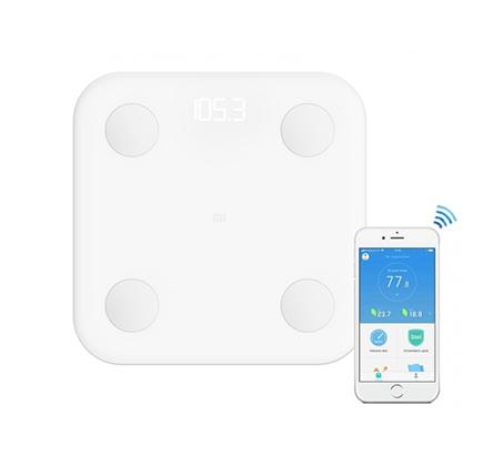 משקל חכם דור 2  Xiaomi דגם Mi Body Composition Scale