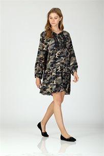 שמלה קומופלאג מיוחד -