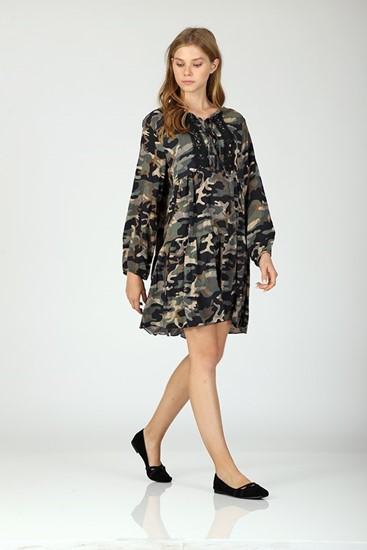 שמלה קומופלאג מיוחד