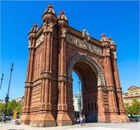 """5 ימים בברצלונה וקוסטה ברווה כולל טיסות וסיורים מודרכים ע""""ב ח.פנסיון גם בחגים החל מכ-$353* לאדם!"""