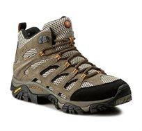 נעלי הליכה וטיולים לגבר MERRELL דגם 86901 - חום