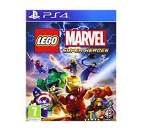 משחק LEGO MARVEL SUPER HEROES ל- PS4