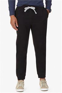 מכנס טרנינג עם כיס אחורי NAUTICA דגם K537950TB בצבע שחור